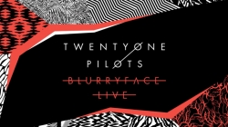 Twenty One Pilots Blurryface Live Title Art