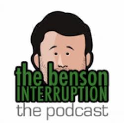 The Benson Interruption cover