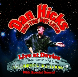 Dan Hicks Live at Davies album cover