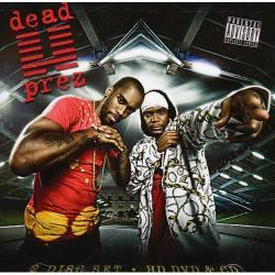 """Dead Prez """"It's Bigger Than Hip-Hop"""" DVD/CD cover"""
