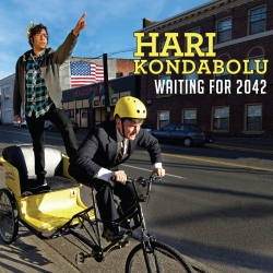 Hari Kondabolu- Waiting for 2042 cover