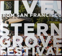 Live From Stern Grove Festival 2009 album cover