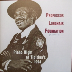 Piano Night at Tipitina's 1994 CD cover