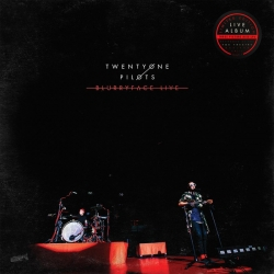 Twenty One Pilots - Blurryface Live Vinyl front album cover