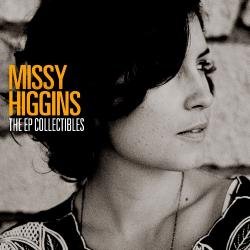 """Missy Higgins """"The EP Collectibles"""" album cover"""