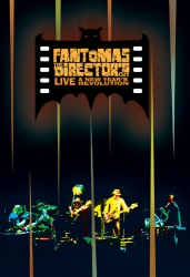 Director's Cut Live: A New Year's Revolution DVD cover
