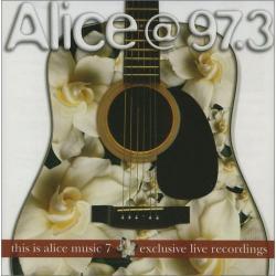 This Is Alice Music, Volume 7 album cover