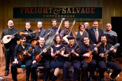 The Ger Mandolin Orchestra, Berkeley 2011