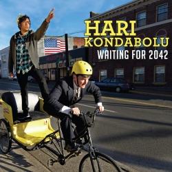 Hari Kondabolu- Waiting for 2042 cover