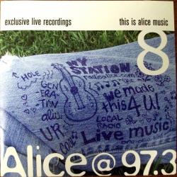 This Is Alice Music, Volume 8 album cover