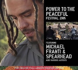 Power to the Peaceful CD cover